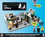 The Office Dunder Mifflin Branch Construction Set