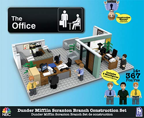 The Office Dunder Mifflin Construction Set