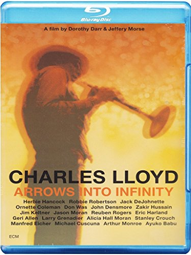 Charles Lloyd - Arrows Into Infinity [Blu-ray]