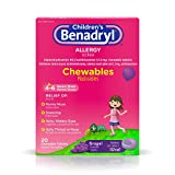Children's Benadryl Chewables