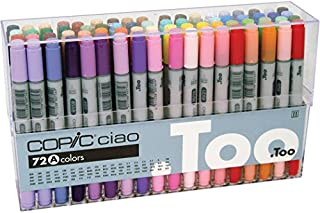 Copic Ciao 72er Set A 22075160 NEU Marker Copicset Markerset 72 Stifte (B000MRR41E) | Amazon price tracker / tracking, Amazon price history charts, Amazon price watches, Amazon price drop alerts