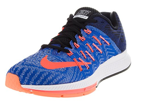 Nike Damen WMNS Air Zoom Elite 8 Laufschuhe, Blau (Racer Blue/Hypr Orange-Sl-Blck), 37.5 EU
