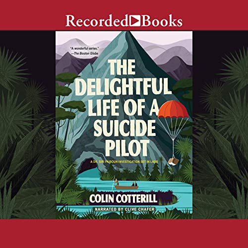 『The Delightful Life of a Suicide Pilot』のカバーアート