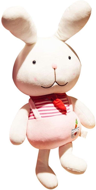 Wsjdmm Regali di Natale Giocattoli Morbidi Coniglio Peluche Bambola di Coniglio telecamera for Bambini Letto di Coniglio Cuscino Ragazza Regalo La Scelta Migliore for Tutti i Tipi di Regali di Festa