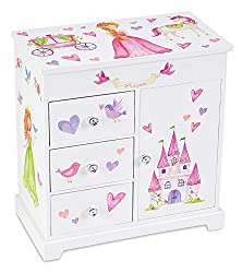 Jewelkeeper Unicorn Musical Jewelry Box - Best Toys for 9 Year Old Girls