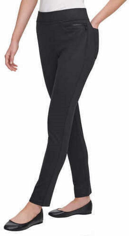 DKNY Houston Mall Jeans Womens Pants Ponte Pul-On 5 popular