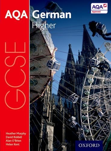 AQA GCSE German for 2016: Higher Student Book by David Riddell (2016-06-09)