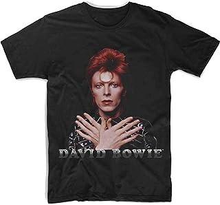 DAVID BOWIE デヴィッド・ボウイ (Space Oddity発売50周年記念) - ZIGGY 1973 / Tシャツ/メンズ 【公式/オフィシャル】