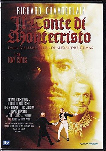 Il Conte Di Montecristo con Richard Chamberlain