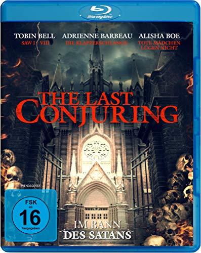 The Last Conjuring - Im Bann des Satans [Blu-ray]
