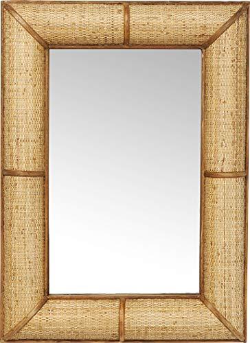 Kare Design spiegel Bamboo 90x65cm (H/B/D) 90 65 6