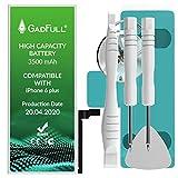 GadFull Batería de Alta Capacidad de reemplazo para iPhone 6+ | 2020 Fecha de producción | Incluye Manual de reparación y Kit Profesional de Juego de Herramientas