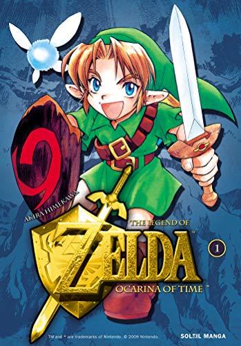The Legend of Zelda T02 - Ocarina of Time 1
