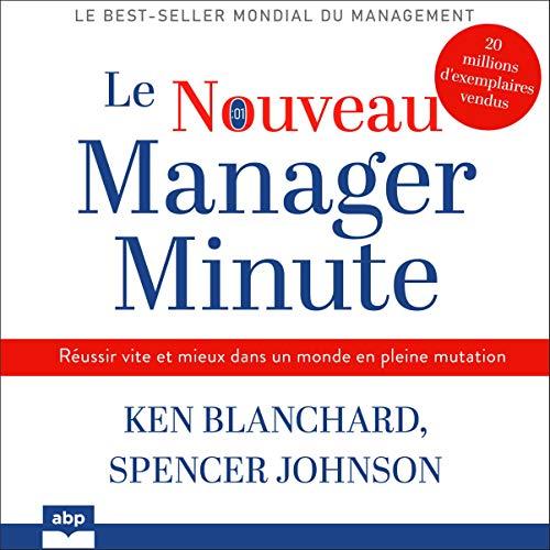Page de couverture de Le Nouveau Manager Minute