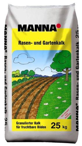 Manna Rasen- u. Gartenkalk 25 kg