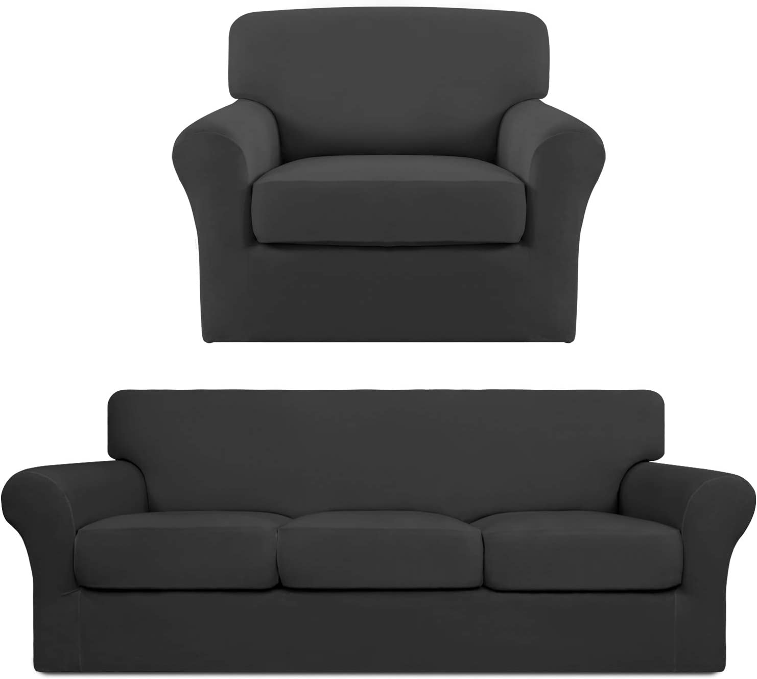 Easy-Going Chair Direct store slipcover Sofa Max 65% OFF Bundles