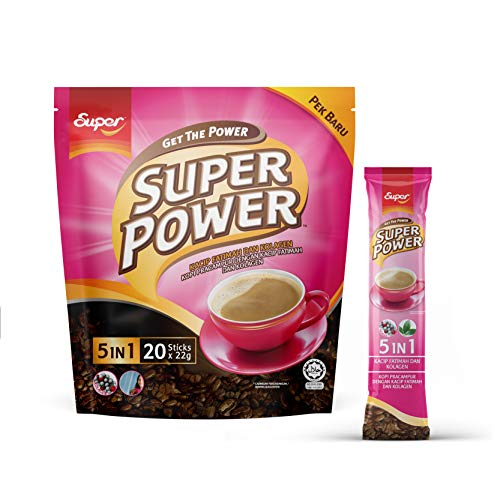 SUPER Power 5in1 Coffee with Collagen