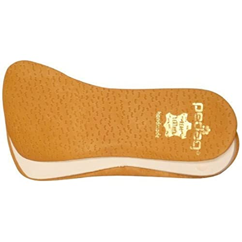 85087c528e0a Pedag Correct Plus 3 4 Length Leather Orthotic Footbed for Over-Supinators