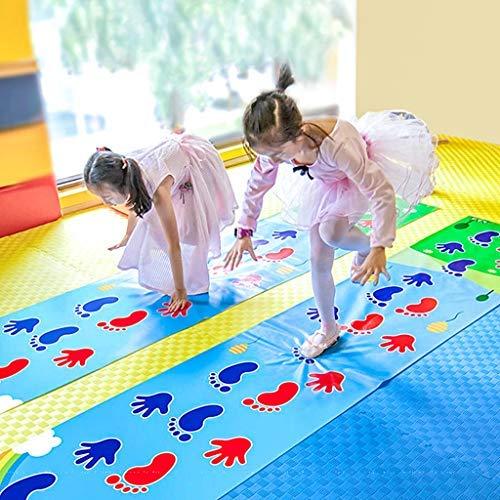 Fivekim Kid's Jumping Carpet - Manta de salto para niños