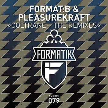 Coltrane - The Remixes