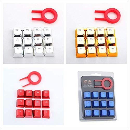 Accesorios de teclado, juego de teclas para teclado MX...