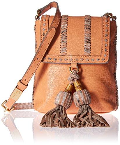 Foley + Corinna Sarabi Phone Bag Crossbody, Candied Peach