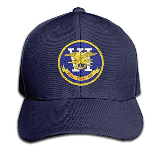 N / A Hysteresenhut,Jeans Cap,Trucker Kappe,Papa Hüte,Laufen Cap,Baseball Kappe,Tennis Golf Kappe,Classic Bb Baseball Cap,United States Navy Seal Team 6 Baseball Cap