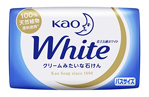 花王ホワイトバスサイズ6コ箱