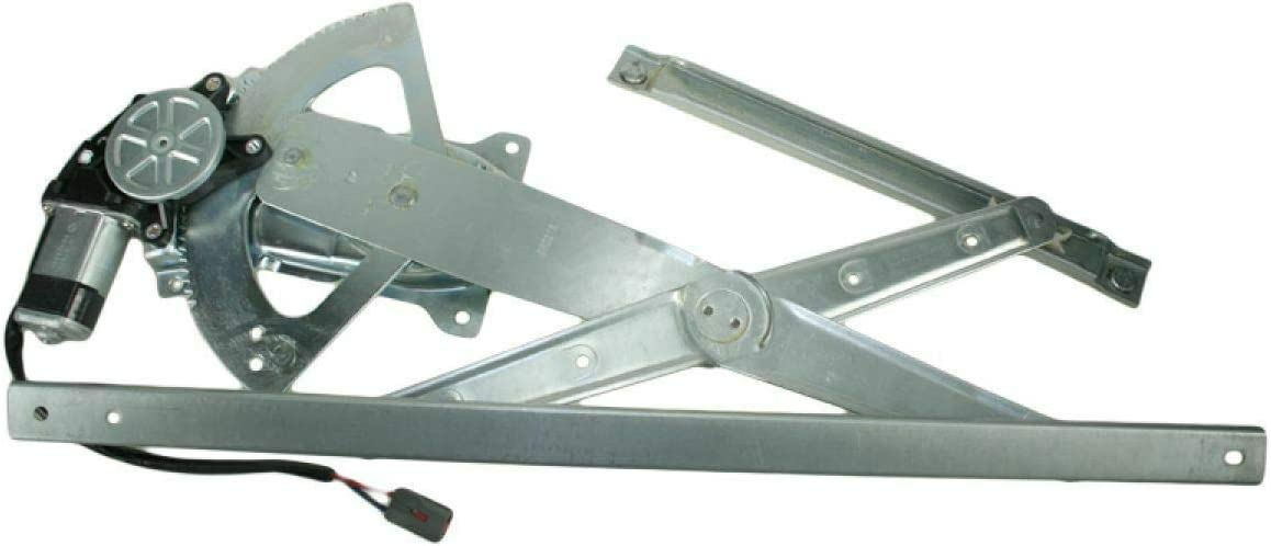 Power Window Regulator Front LH Max 41% OFF Left Compatible Driver All stores are sold Side with
