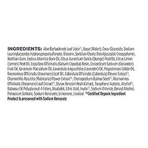 Avalon Organics Shampoo, Volumizing Rosemary, 11 Oz