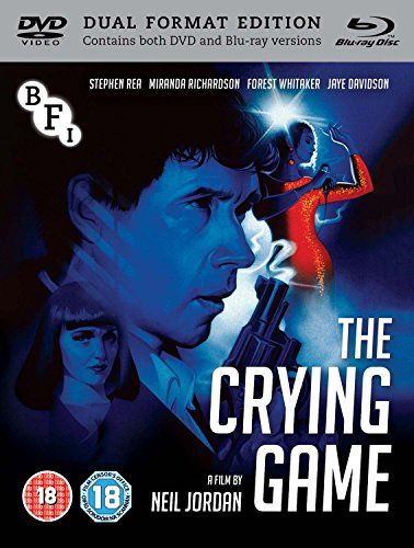The Crying Game (DVD + Blu-ray) UK-Import, Sprache-Englisch