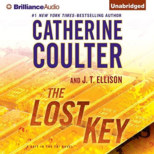 The Lost Key: A Brit in the FBI, Book 2