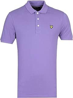Lyle & Scott Violet Short Sleeve Polo Shirt