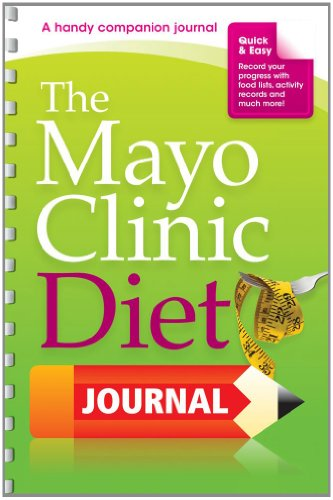 The Mayo Clinic Diet Journal: A handy companion journal