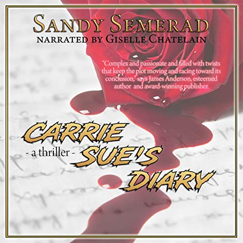 Carrie Sue's Diary cover art