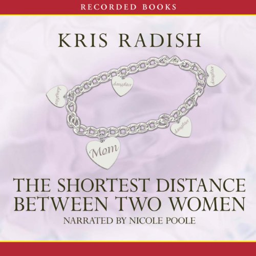 The Shortest Distance Between Two Women audiobook cover art