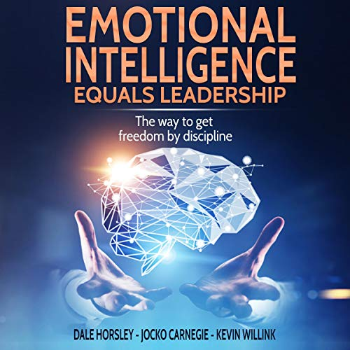 Emotional Intelligence Equals Leadership cover art