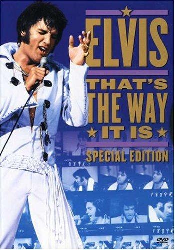 PRESLEY,ELVIS THAT'S THE WAY IT IS / WS SPEC