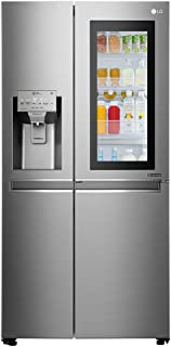 LG GR-X247CSAV 23.8 cu.ft Door-in-Door Refrigerator 220-240 Volts 50Hz Export Only