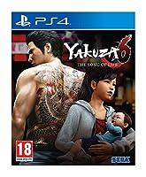 Yakuza 6: The Song of Life (PS4) (輸入版)