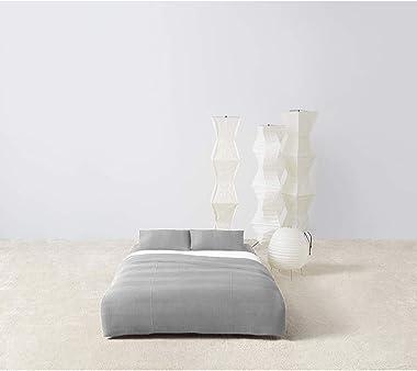 Calvin Klein Steve King Duvet Cover - Grey