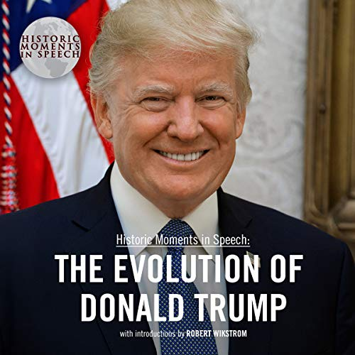 The Evolution of Donald Trump cover art