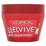 L'oreal Elvive Colour Protect Coloured Hair Masque 300Ml