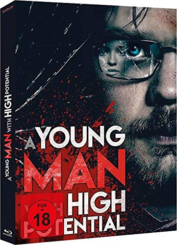 A Young Man With High Potential - Special Edition - Uncut (+ Soundtrack-CD) [Blu-ray]