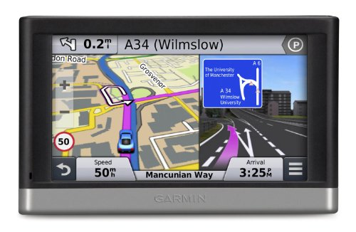 Garmin Nüvi 2567LM WE - GPS para coches de 5.0...