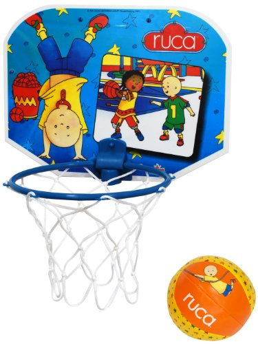 Caillou–Mini Basket (Saica Toys 6399)