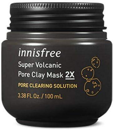 Innisfree Super Volcanic Pore Clay Mask 100ml