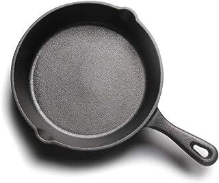 Mini sartén de hierro fundido sartén pequeña