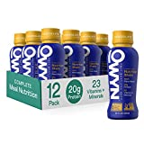 OWYN - Meal Replacement Shakes for Weight Loss, 100% Vegan Protein |...