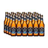 Estrella Galicia Cerveza 00 - Pack de 24 botellas x 25 cl